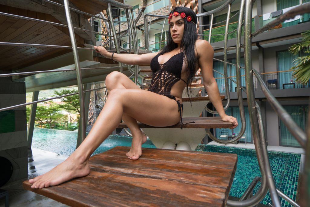 sexy cuban woman