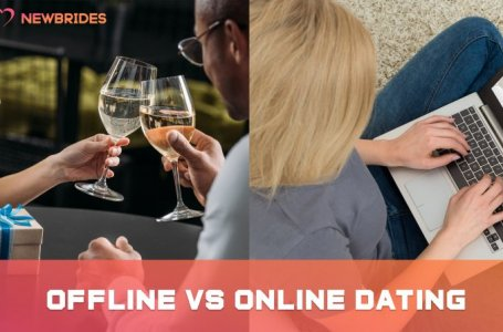 Offline VS Online Dating: Is Meeting On The Web The New Black?