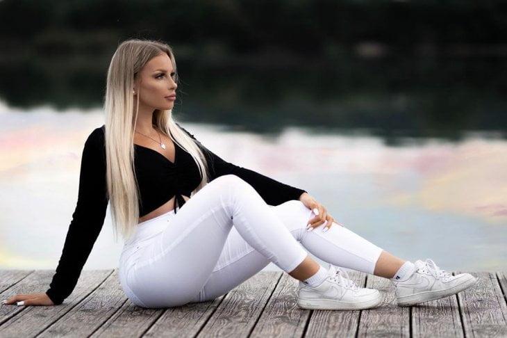 beautiful austrian woman