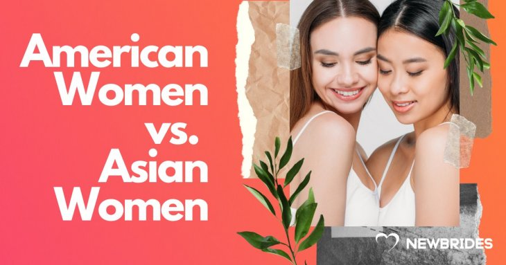 American Women vs Asian Women