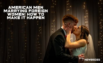 Man seeking foreign woman american Approaches for